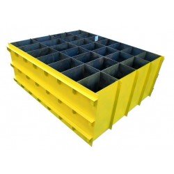 Металлические формы для блоков