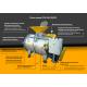 Оборудование для производства пенобетона, мини-завод ССМ-500-30М
