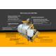 Оборудование для производства пенобетона, мини-завод ССМ-1000-40М1