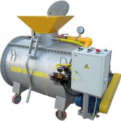 Мини-завод ССМ-500-30М, оборудование для пенобетона