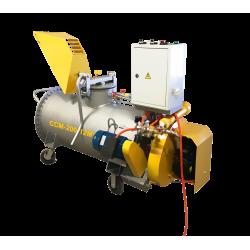 Оборудование для производства пенобетона, мини-завод ССМ-200-12МП