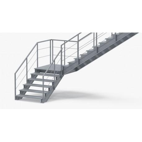 Производство лестниц различного технического решения: винтовые, угловые, прямые. В цех, на производство, в дом