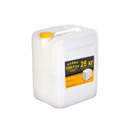 Пенообразователь для пенобетона SSM-Foam