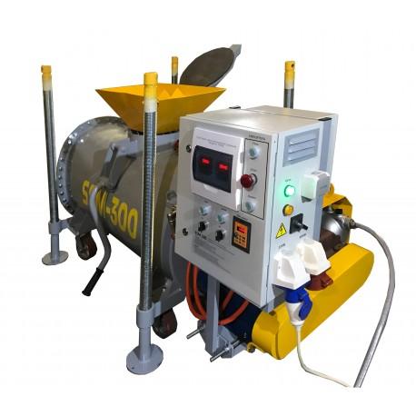 Универсальный мини-завод ССМ-300, для пенобетона, бетона и других растворов