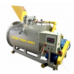 Мини-завод ССМ-1000-40М1, автоматическая дозация