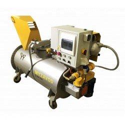 Производство пенобетона, мини-завод ССМ-250-15М1 Автоматическая