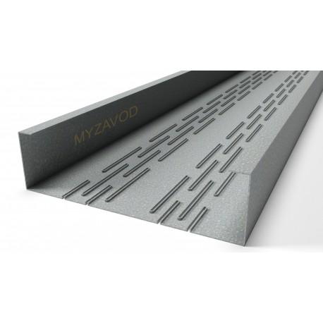 Rack equal-shelf thermal profiles (55/55 shelves)