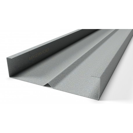 Rack profiles with multi-shelf rib (shelves 41/45)