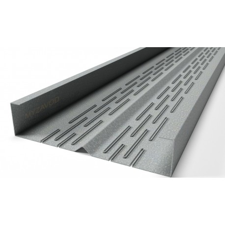 Thermoprofiles rack with a rib, multi-shelf (shelves 41/45, 8 rows of thermal strips)