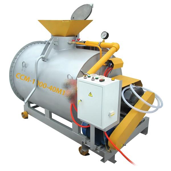 Оборудование для изготовления пенобетона и пеноблоков
